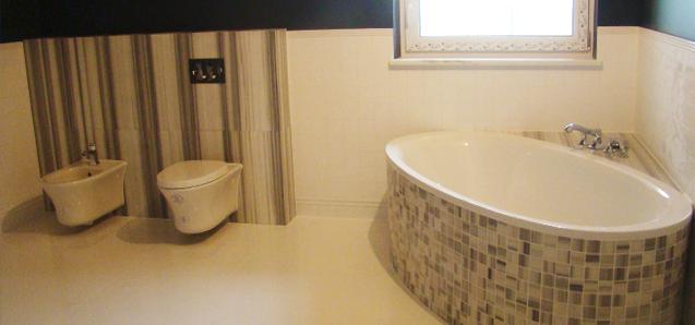 Kliknij i zobacz nasze prace - glazura w łazience