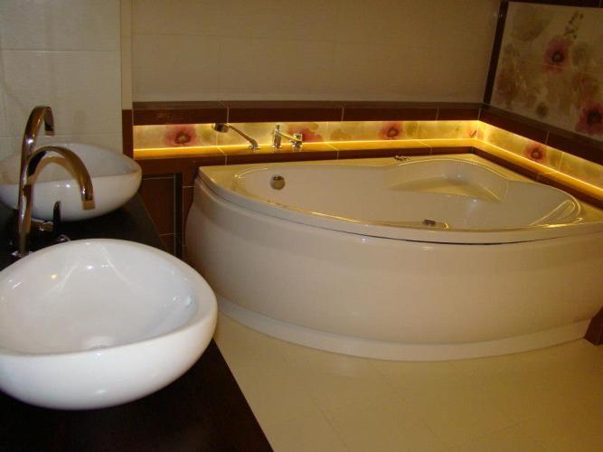 Wykończona łazienka – Bilcza