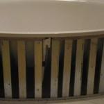 Glazura w łazience - przygotowanie